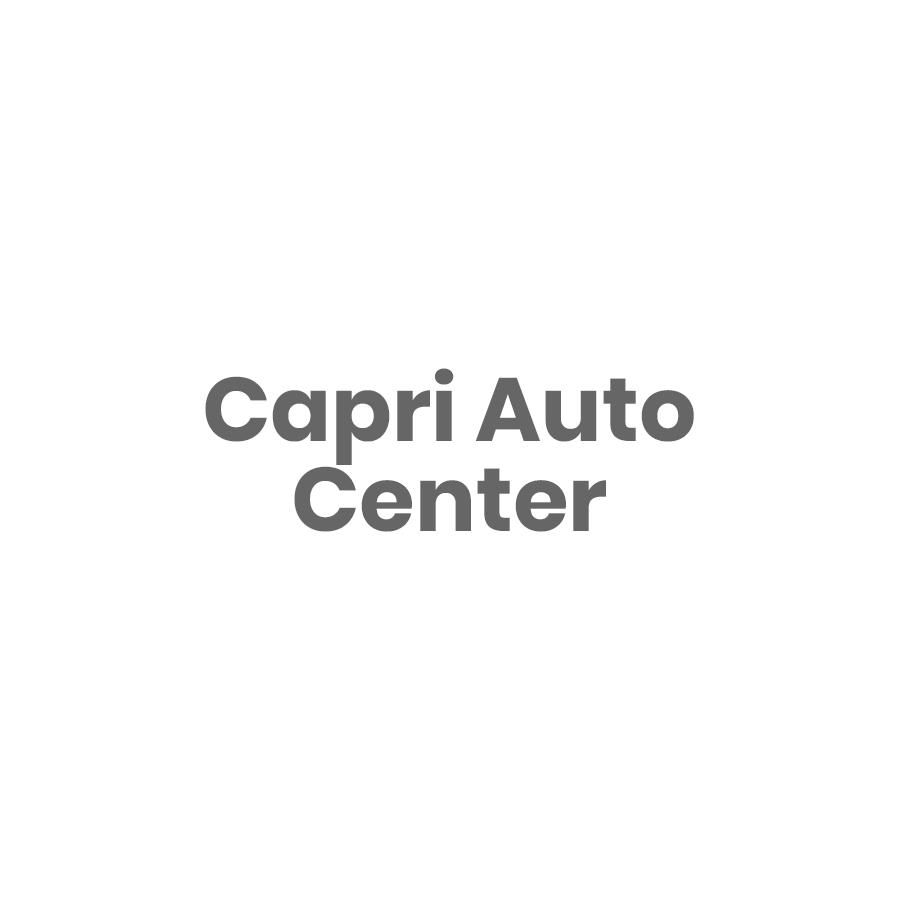 Capri Auto Center