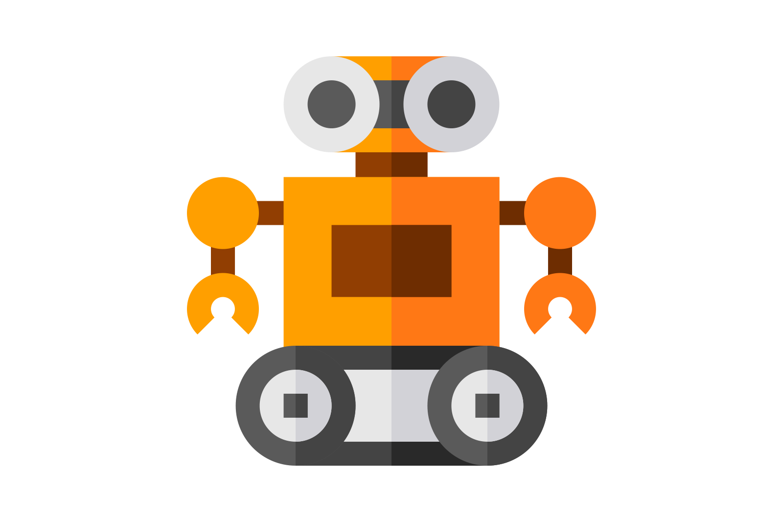Dê adeus aos robôs!
