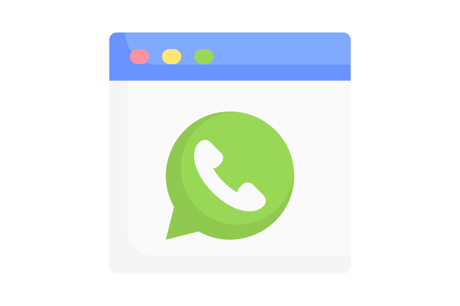 Delivery personalizado integrado com Whatsapp